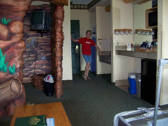 Great Wolf Lodge: wolf's den