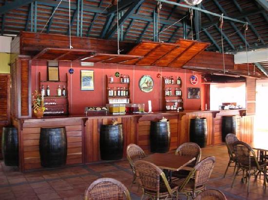 Hotel-Club Trois Ilets: le bar