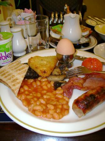 Hotel Westminster : petit dejeuner