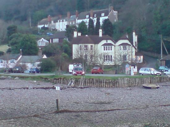 The Cafe - Porlock Weir: House