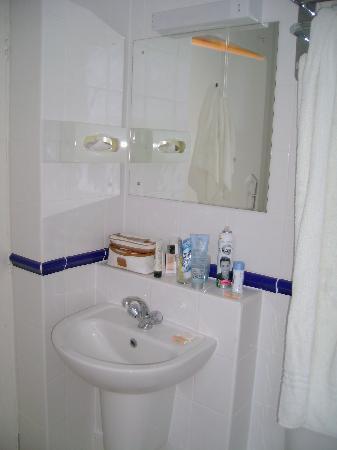 Hotel Westminster: salle de bains