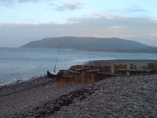 Porlock Weir, UK: Views