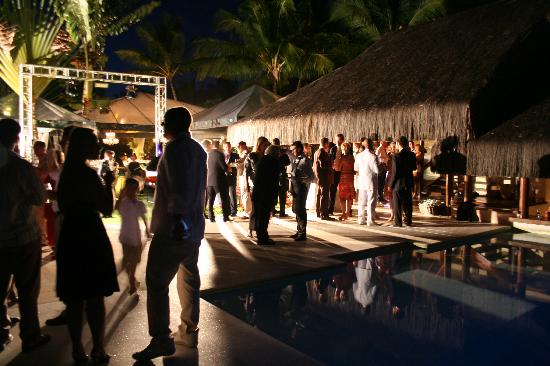 Villas de Trancoso Hotel: The party
