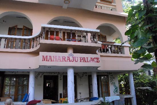 Maharaju Palace: hotel