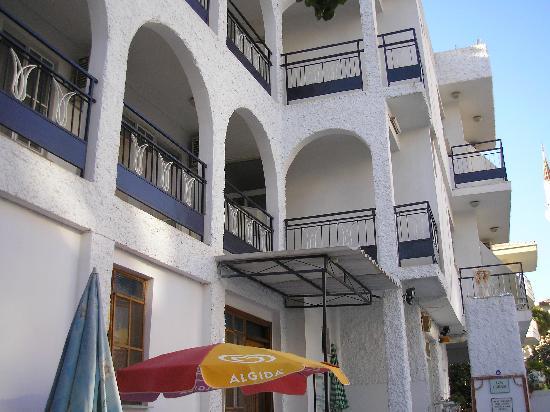 kusadasi turkey fortin hotel