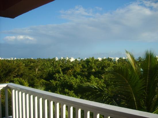 Hotel Riu Naiboa : vue de la chambre