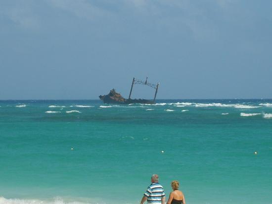 Hotel Riu Naiboa: plage