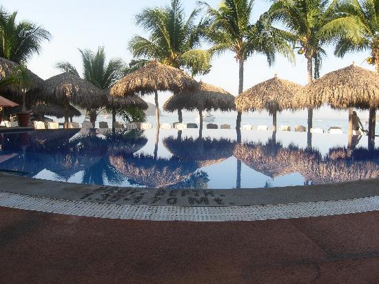 Villa Mexicana Hotel: The Pool