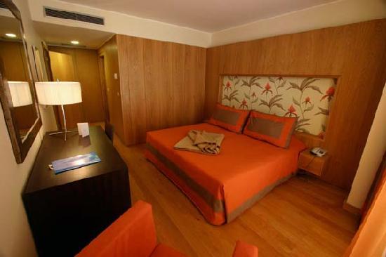 Atlantida Apartments: Bedroom
