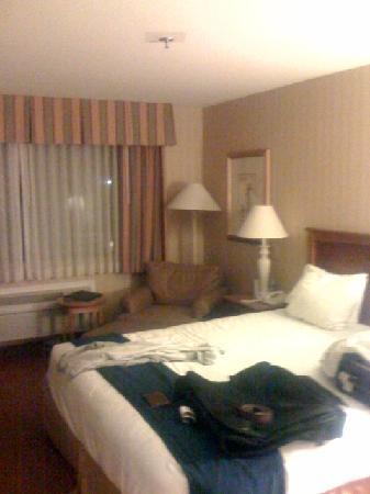 Holiday Inn Express San Luis Obispo : Safe, basic accommodations