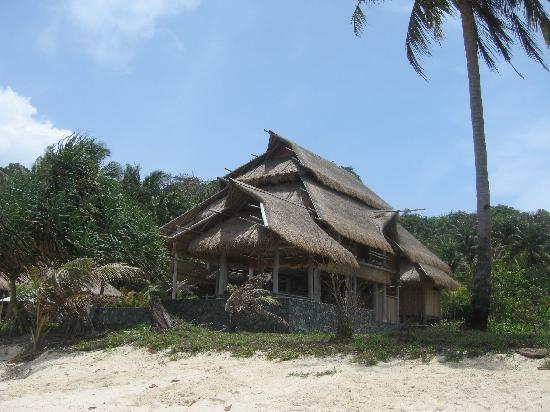Nikoi Island : Our house