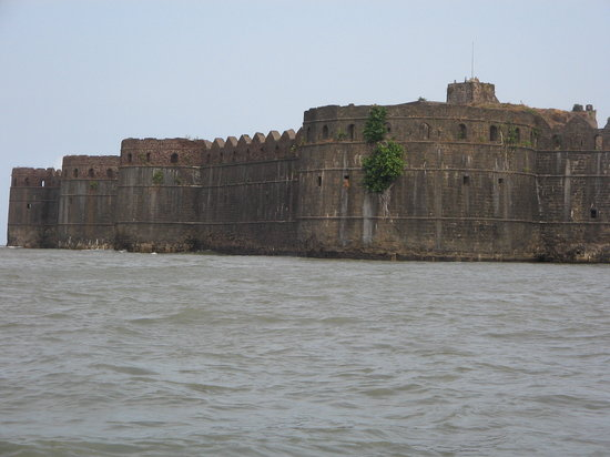 Maharashtra, India: Fort