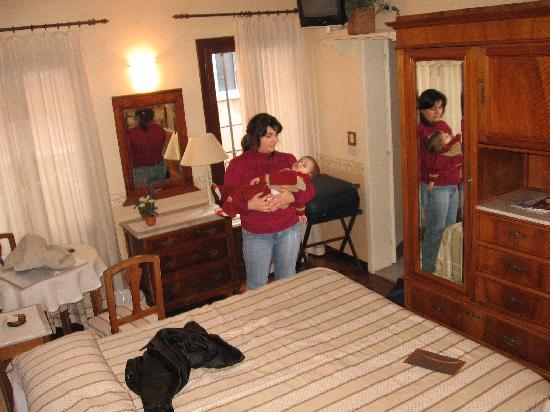 Pensione La Calcina: La Habitación