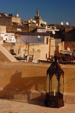 Dar Attajalli: Terrace View