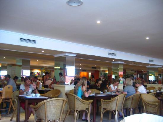 Hotel Luna Club : Breakfast