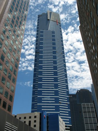Melbourne, Australia: Eureka Tower