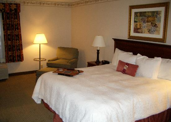 Hampton Inn Clarks Summit: Room 216