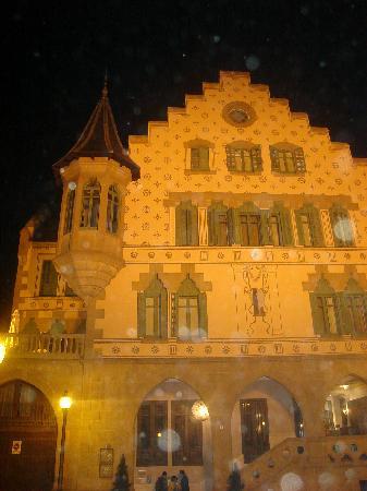Hotel Sant Roc: fachada del hotel