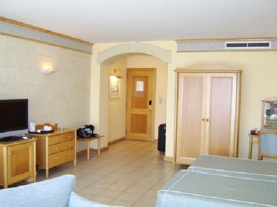 Grand Hotel Gozo: Grand Superior Room