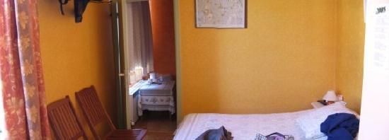 Bed & Breakfast Catherine Nyssen: My room