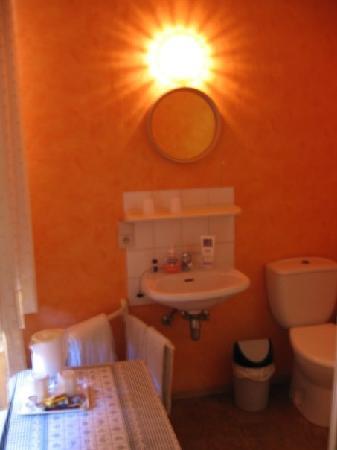 Bed & Breakfast Catherine Nyssen: My bathroom