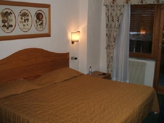 La Thuile, Italy: The rooms are basic but functional