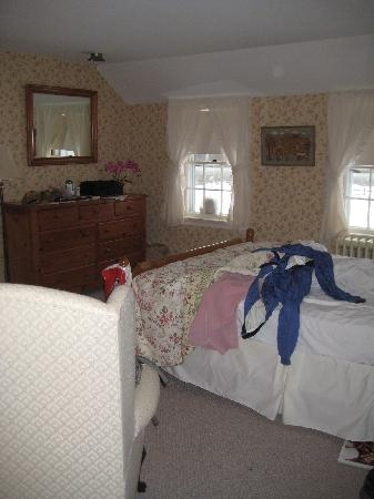 Inn at Crotched Mountain: Our Bed and Breakfast Room