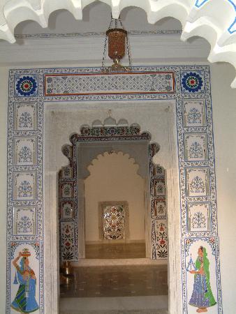 Sardargarh Heritage Hotel : Durchgang
