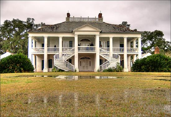 Edgard, LA: Evergreen Plantation