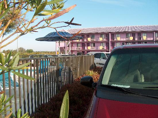 Magic Castle Inn and Suites: This one includes the pool!