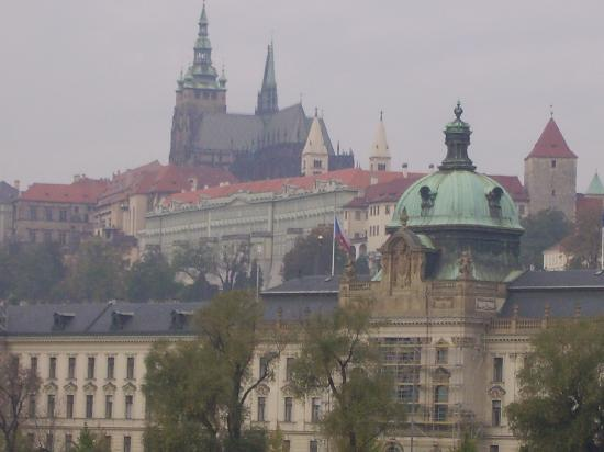 Castle on the hill picture of design hotel josef prague for Design hotel josef prague tripadvisor