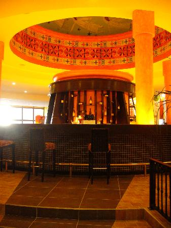 The Royal Haciendas, All Inclusive, All Suites Resort: Rotunda Bar