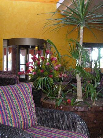 The Royal Haciendas All Suites Resort & Spa: Welcome Area