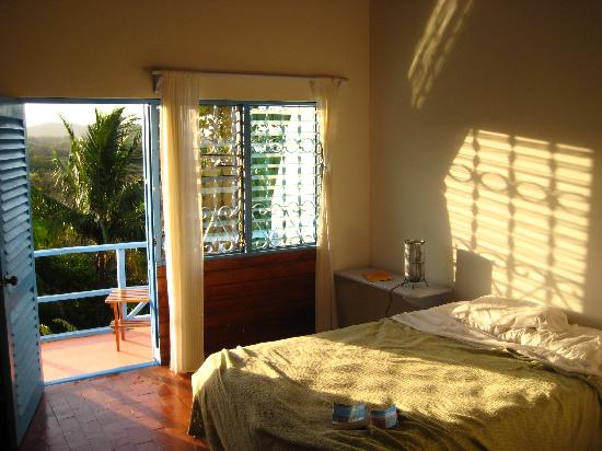 Nosara Beach Hotel: Room in the morning sun