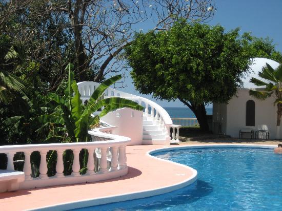 Nosara Beach Hotel Pool And Ocean