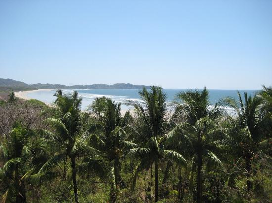 Nosara Beach Hotel: view from balcony