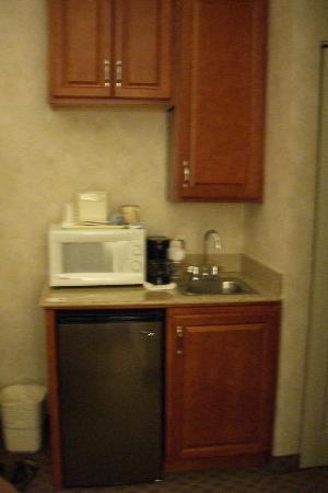 Holiday Inn Express San Diego South - Chula Vista: Kitchen area
