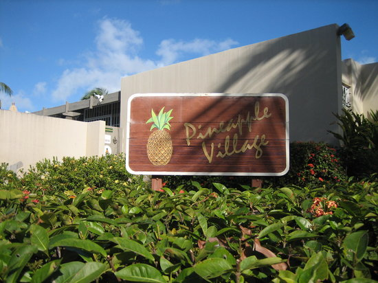 Pineapple Village Villas at Pineapple Village: Welcome to Pineapple Village!
