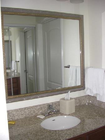 Residence Inn DFW Airport North/Grapevine: bathroom sink