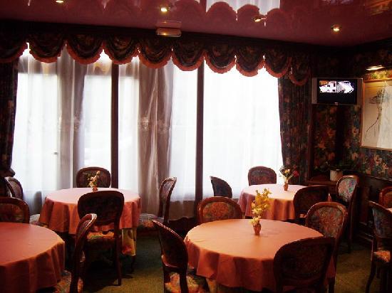 Hotel La Diligence: Le Salon de Thé