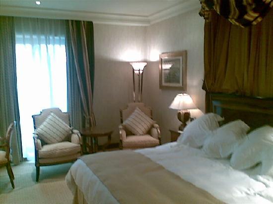 InterContinental Madrid: Bedroom