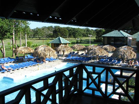 Occidental Caribbean Village Playa Dorada : Piscine
