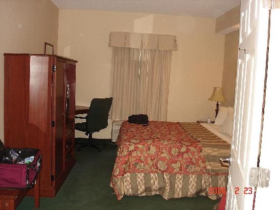Quality Inn Palm Bay: King room