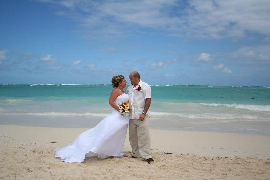 Occidental Grand Punta Cana: My Wife and I