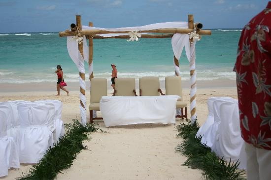 Occidental Grand Punta Cana: The Ceremony Gazeebo