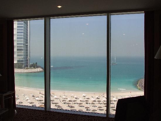 Jumeirah Beach Hotel: what a view!