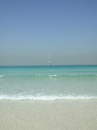 Jumeirah Beach Hotel: lovely ocean