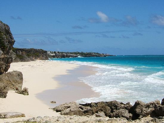 Bajan Breeze Guest House: Crane Beach