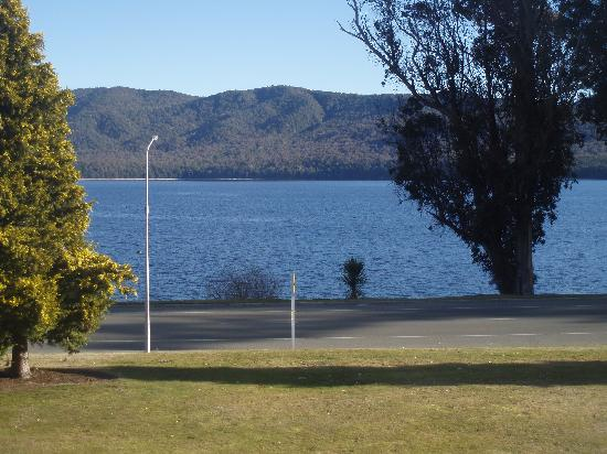 Distinction Te Anau Hotel and Villas: view from our room