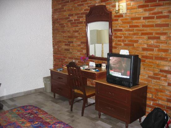 My room Azteca Inn